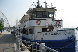 Hamilton Harbour Queen cruise