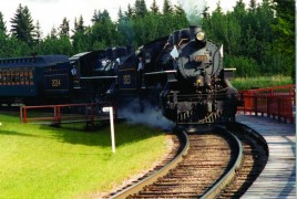 "Muskoka ""Heritage Place"" & Steam Train"