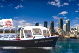 Toronto-Harbour Boat