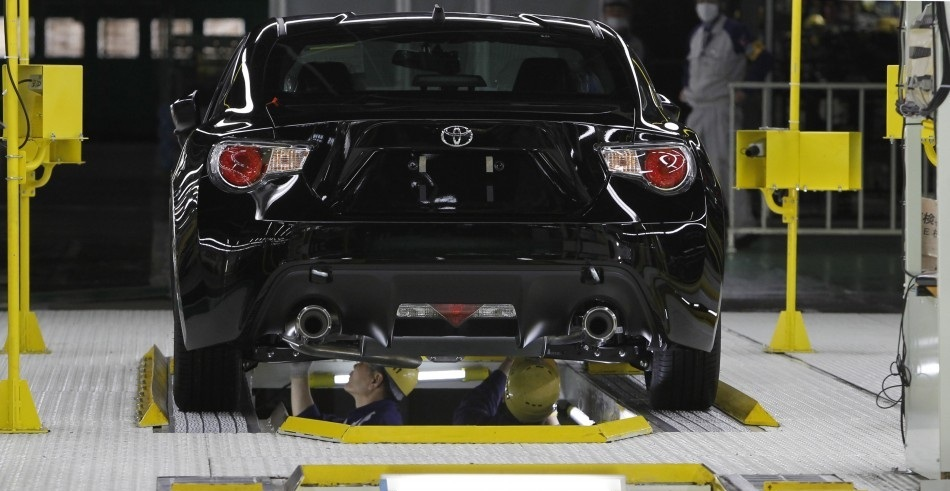 Toyota To Expand Rav4 Production To Cambridge